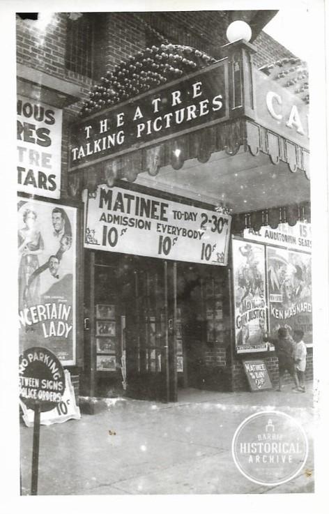 BHA.Capitol Theater 1930s