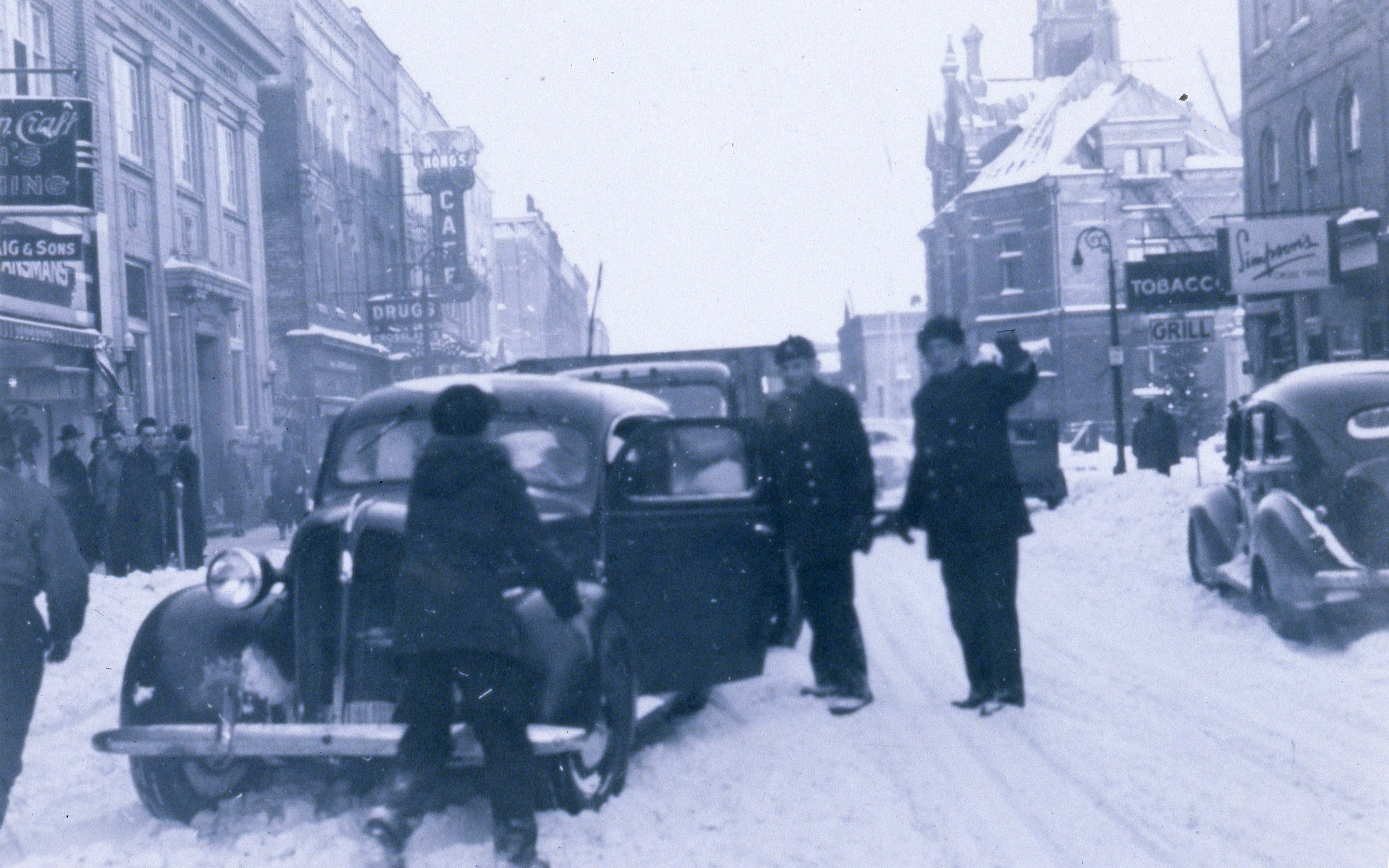 From Barrie with Love Part VI: Wartime Letters from a Briton in Barrie