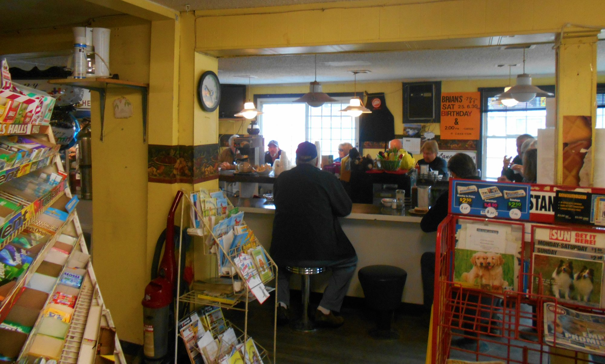 Saying Goodbye to Anna: The East End Variety & Snack Bar Fades Away