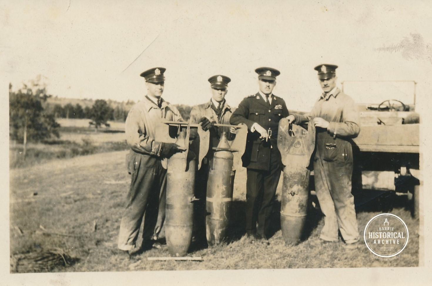 Our military neighbour: Camp Borden